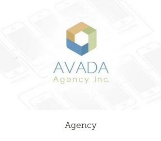 Professionel hjemmeside med Agency design