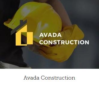 Design af hjemmeside konstruktions design