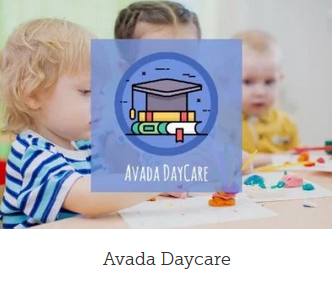 WordPress webside design Daycare