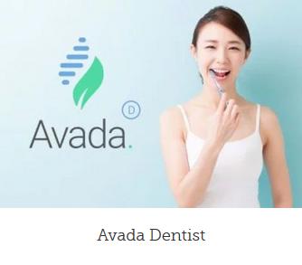 Billig hjemmeside Dentist design
