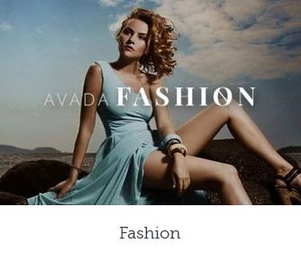 Billig hjemmeside med Fashion design