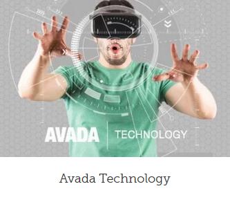 Professionel hjemmeside Teknologi design