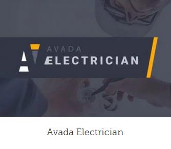 billig hjemmeside electrcian design