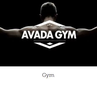 Design af hjemmeside gymnastik design