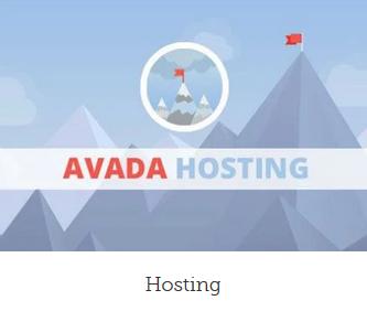 Design af hjemmeside med hosting design