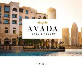 Professionel hjemmeside med hotel design