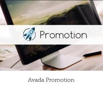 design af hjemmeside Promotion design