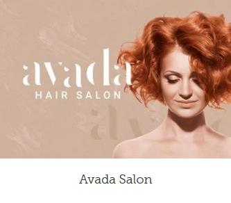 professionel hjemmeside salon design