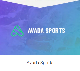 WordPress hjemmeside sports design