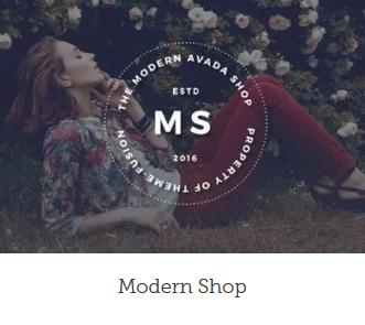 Billig hjemmeside med mode design