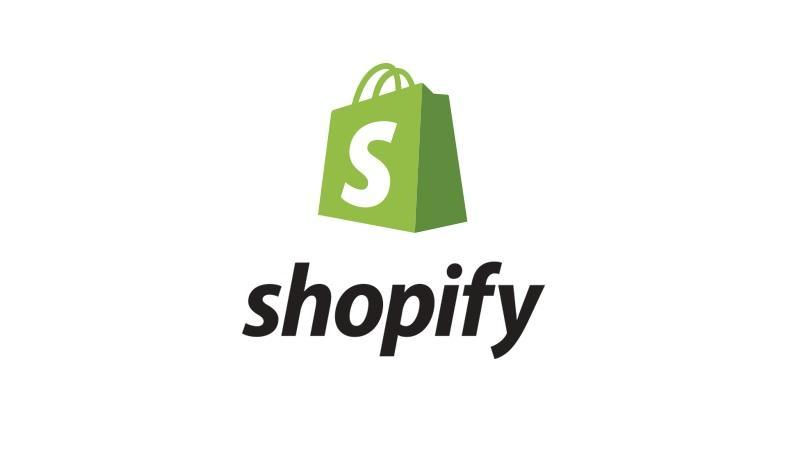 Webshop af shopify